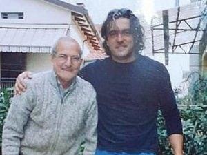 Pier Paolo col padre