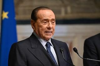 """Berlusconi insiste sul partito unico: """"Meloni? Non condivido scelta di stare all'opposizione"""""""