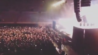 Concerto con 5000 persone a Barcellona: tampone e mascherine, ma niente distanziamento