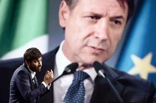 """Grillo scarica Conte, Di Battista: """"M5s voti subito per uscire dal governo Draghi"""""""