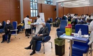Il Presidente Mattarella si è vaccinato contro il Covid all'ospedale Spallanzani