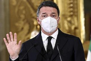 """Dimissioni Zingaretti, Renzi: """"Dopo 'O Conte o morte' qualcosa doveva accadere nel Pd"""""""