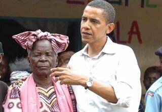 """Morta in Kenya Mama Sarah, la nonna di Barack Obama. """"Filantropa a difesa dell'istruzione"""""""