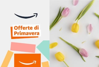 Offerte di Primavera di Amazon: sconti fino al 70% e il ritorno di Amazon Warehouse