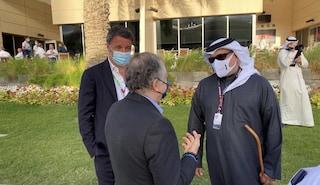 Il viaggio di Matteo Renzi in Bahrein per il Gran Premio di Formula 1