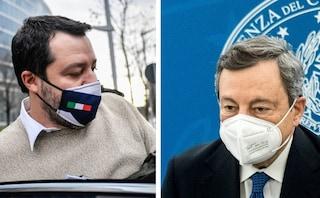 """Draghi dice che """"appello a non vaccinarsi è appello a morire"""""""