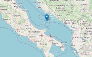 Terremoto Mar Adriatico, prosegue la sequenza sismica: cosa sta succedendo