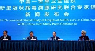 Mistero sull'origine del covid, Ispettori Oms pronti a ritirare report: In Cina scarsa collaborazione