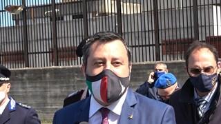 """Caso Gregoretti: tra un mese la sentenza. Salvini: """"Rifarò le stesse cose, la procura mi dà ragione"""""""