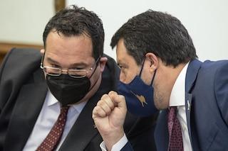 Caso Durigon, Pd e M5S pensano di chiedere a Draghi la revoca del sottosegretario leghista