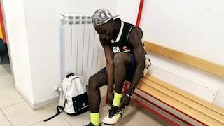 Ucciso da un'auto pirata a 24 anni, una raccolta fondi per trasportare la salma di Anssou in Senegal