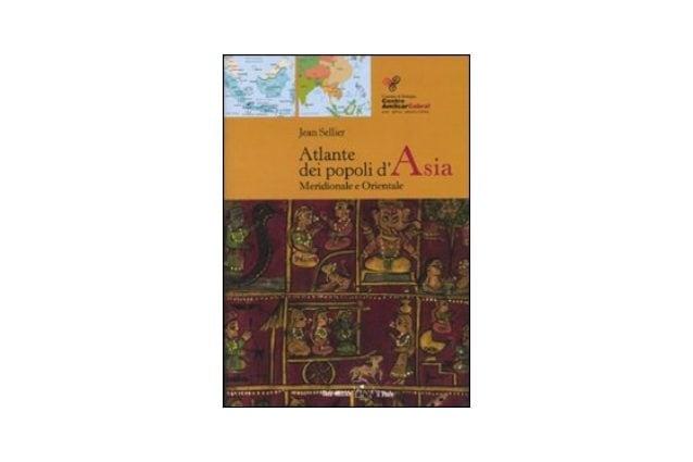atlante geografico Asia