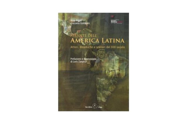 atlante geografico America Latina