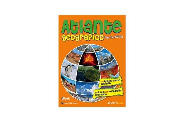atlante geografico e storico per la scuola