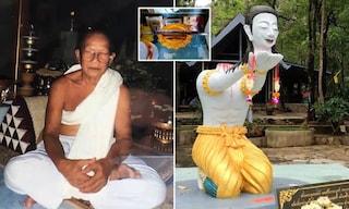 Thailandia, monaco buddista si taglia la testa con una ghigliottina: voleva compiacere Buddha