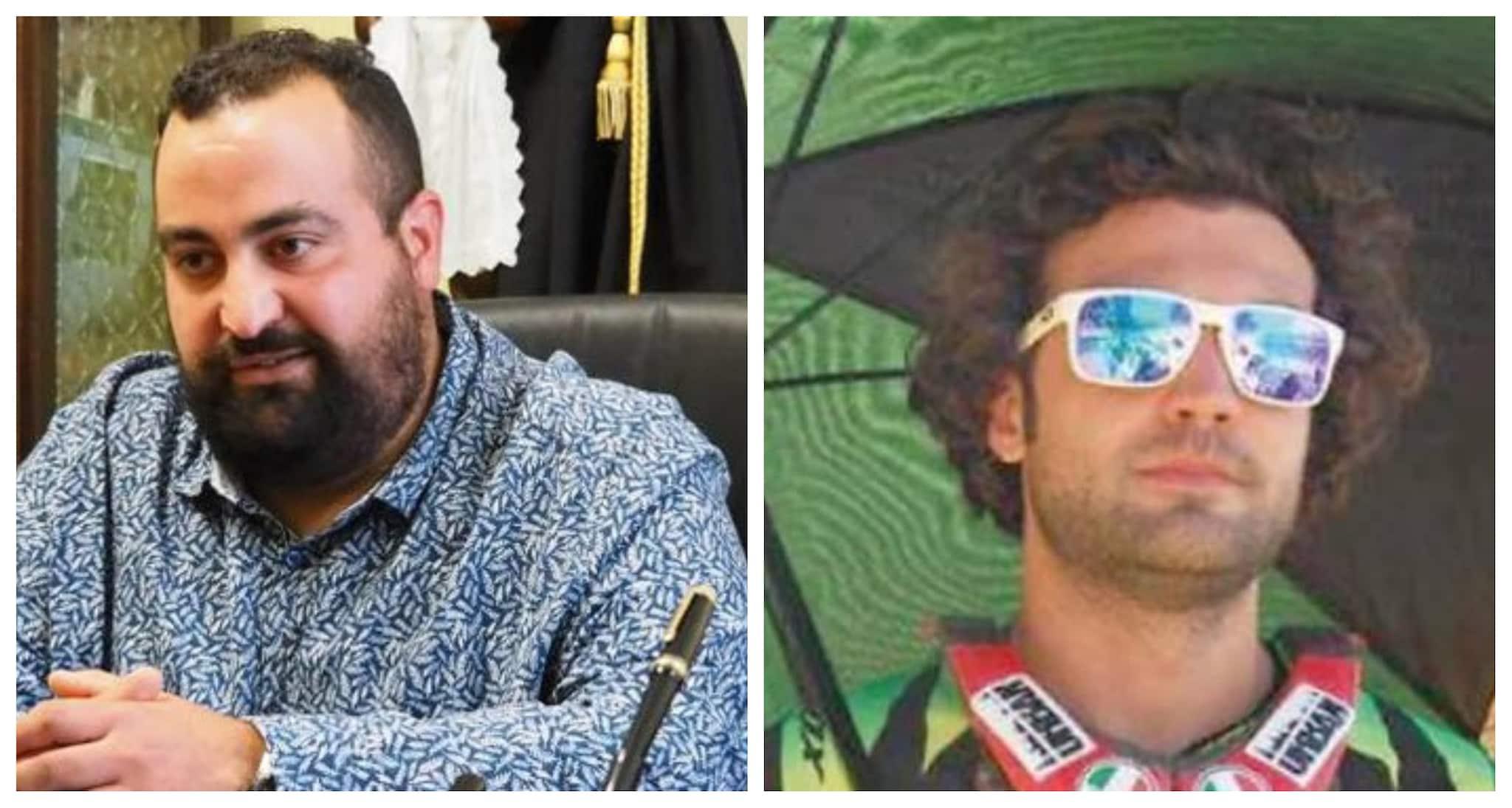 I due condannati per la morte di Martina Rossi