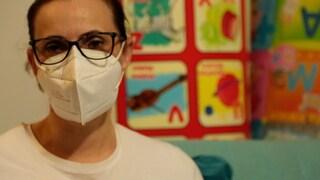 """Barbara dona una parte di fegato alla figlia di 3 anni e mezzo, i medici: """"Intervento riuscito"""""""