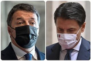 """Renzi difende Bonetti per l'attacco a Raggi: """"Non sarà che a Conte rode ancora qualcosa?"""""""