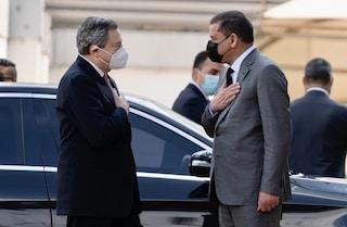 """Ora Draghi dica la verità sulla cosiddetta """"Guardia Costiera Libica"""""""