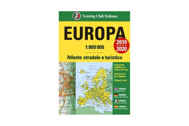 atlante europeo