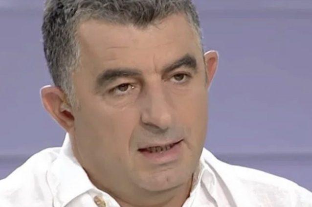 Giorgos Karaivaz (foto Twitter)