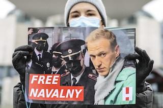 """Russia, Navalny interrompe lo sciopero della fame: """"La mia protesta non si ferma"""""""
