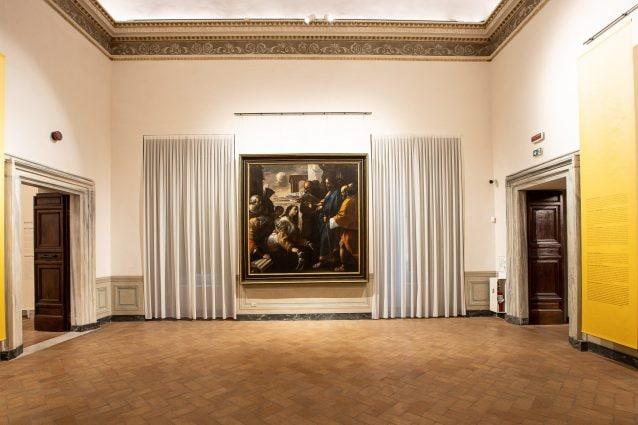 Palazzo Barberini. Cananea Foto della Mostra