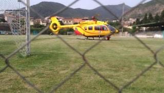 Elisoccorso al campo sportivo ma i cancelli sono chiusi: paziente muore, a Cagliari aperta indagine