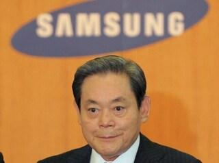 Morto il capo della Samsung, la famiglia verserà 11 miliardi di tassa di successione