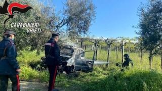 Prova a darsi fuoco all'interno dell'auto: carabinieri salvano il 69enne poco prima dell'esplosione
