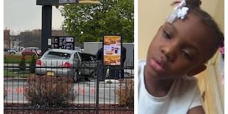 USA, bambina di 7 anni uccisa fuori da un McDonald's di Chicago