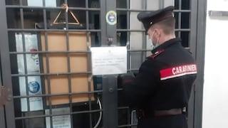 Cosenza, assembramento nel bar: i carabinieri multano i poliziotti
