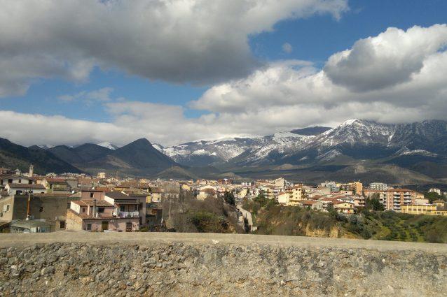 Panorama di Castrovillari