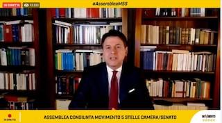 """Conte si presenta come leader del Movimento 5 Stelle: """"È il momento di rifondare il partito"""""""