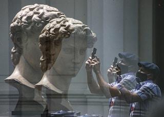 """Il David di Michelangelo all'Expo Dubai 2021: """"Simbolo di fiducia nel futuro"""""""