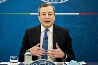 """Cittadinanza italiana a Zaki, Draghi: """"Governo non coinvolto"""". Amnesty: """"Brutto segnale"""""""