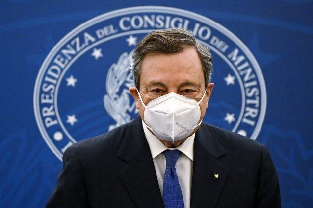 La conferenza stampa del Presidente del Consiglio Mario Draghi su riaperture e zone Covid
