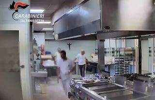 Furti alla mensa dell'ospedale di Gela, 24mila euro di cibo sparito: indagato anche il cappellano