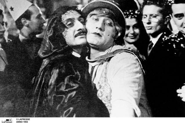 Da I vitelloni di Federico Fellini