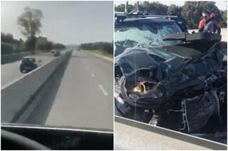 Fasano, auto contromano lungo la statale colpisce in pieno una vettura: morti marito e moglie