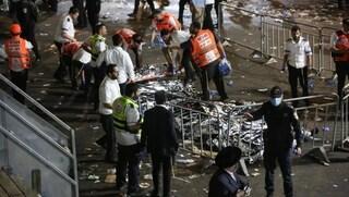 Israele, tragedia durante raduno religioso sul monte Meron: crolla passerella, 44 morti e 150 feriti
