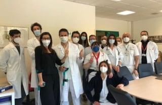 """Boldrini esce dall'ospedale: """"Sono trasformata, nulla sarà più come prima"""""""