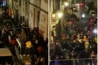 Catania, rissa tra giovani durante la notte. Scappano all'arrivo delle forze dell'ordine