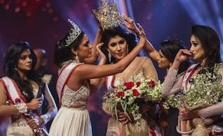 Lite tra miss di bellezza in diretta tv, corona strappata dalla testa e vincitrice in ospedale