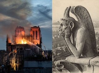 """Notre-Dame di Parigi: """"Adotta un mostro"""" è la raccolta fondi per la ricostruzione"""