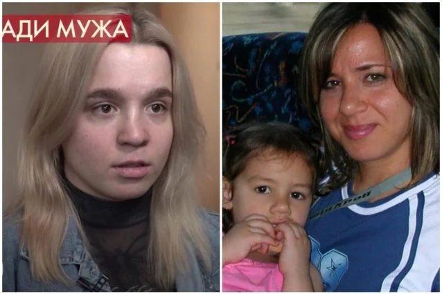 La somiglianza tra Olesya Rostova e Piera Maggio, madre di DEnise Pipitone
