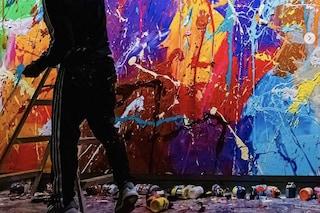 Dipinto da 400mila dollari deturpato da due passanti: credevano fosse un progetto di arte pubblica