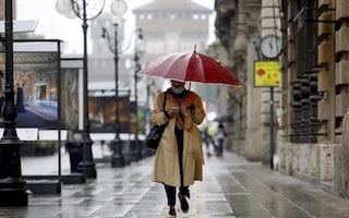 Previsioni meteo 19-25 aprile: maltempo, temporali e neve a bassa quota fino a venerdì