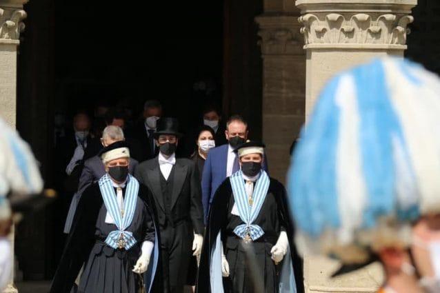 Immagine da Facebook (Repubblica di San Marino).