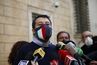 Salvini dice che non voterà contro il buonsenso e chiede al Cdm di modificare il nuovo decreto Covid